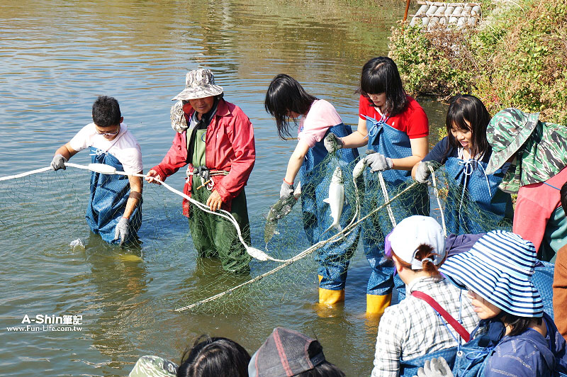台南漁塭體驗2