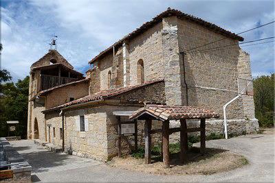 Iglesia de Lalastra
