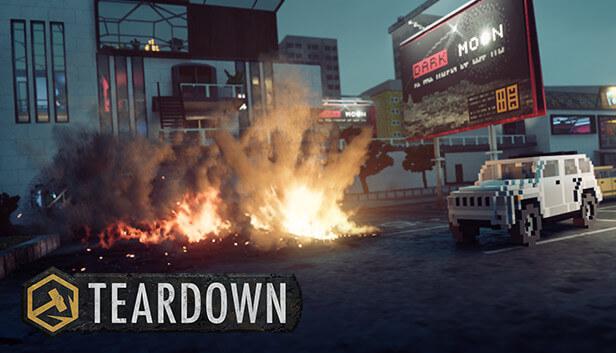 تحميل لعبة Teardown للكمبيوتر مجانا