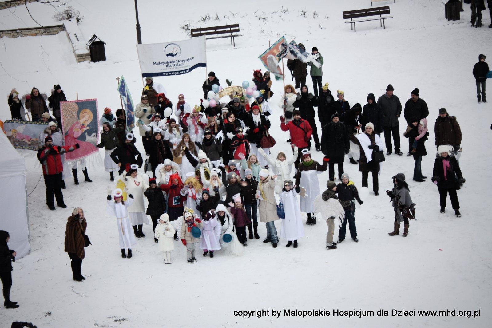 Lanckorona 2010 Anioły Asia