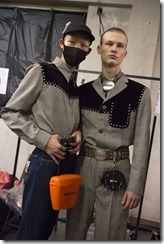 50 PALM ANGELS FW 18-19 - Backstage images