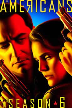 Baixar Série The Americans 6ª Temporada Torrent Grátis