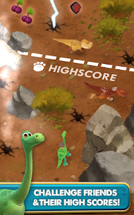 Disney The Good Dinosaur Android apk