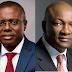 2019 Lagos Guber: Sanwo-Olu, Agbaje Clash at Debate