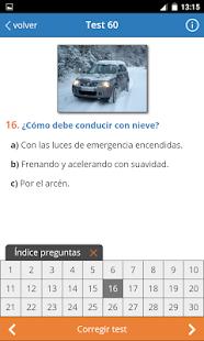 [Download TodoTest: Test de conducir for PC] Screenshot 2