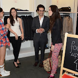 WWW.ENTSIMAGES.COM -   Zara , Natalie Hanks, Sunit Dattani and Sophia Sassoon     at       No Cigar Magazine - issue launch party at agnés b, 35-36 Floral Street, London, July 4th 2013                                            Photo Mobis Photos/OIC 0203 174 1069