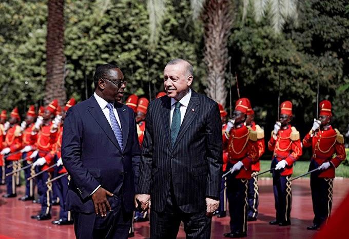 """La agenda islamista de Turquía en África, desaloja al """"caballo de troya"""" de Francia: Marruecos."""