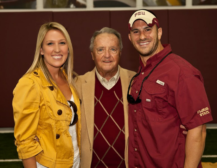 Coach Bowden Reception