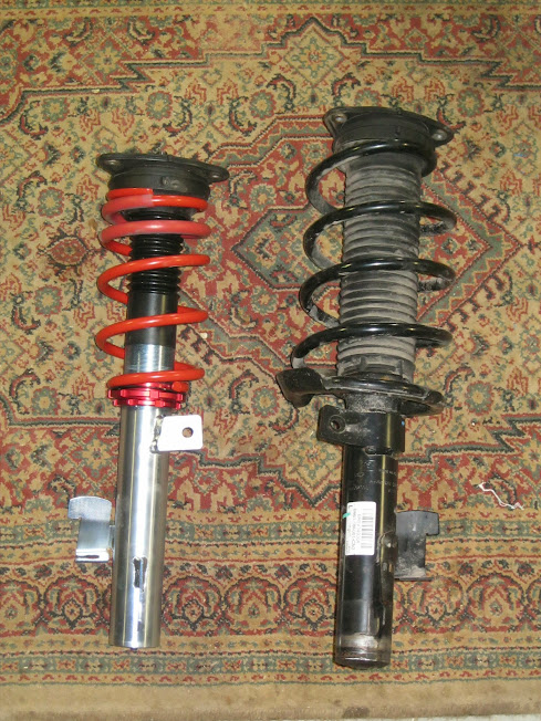 H&R coilover install - with pics! - Mazda3 Forums : The #1