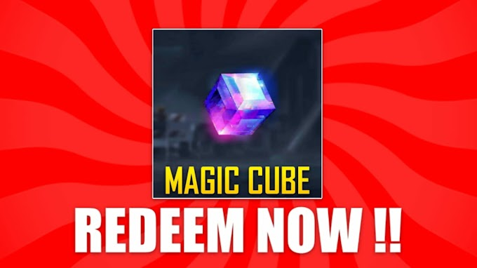 How To Get Magic Cube Item In Free Fire Game