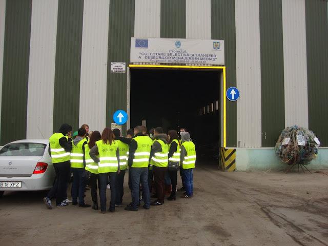 Vizita de studiu studenti din Sibiu - 10 noiembrie 2011 - DSC02413.JPG