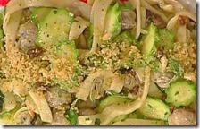 Scialatielli ai frutti di mare e zucchine