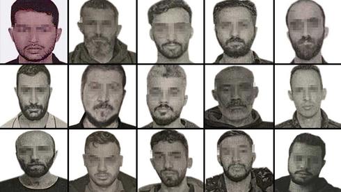 Turquia divulga fotos de 15 presos, supostos agentes do Mossad
