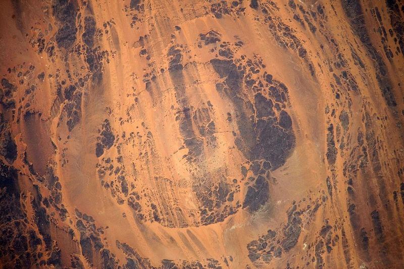aorounga-impact-crater