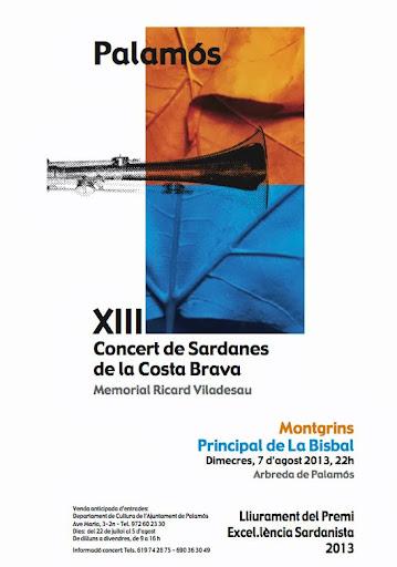 Concert Costa Brava 2013