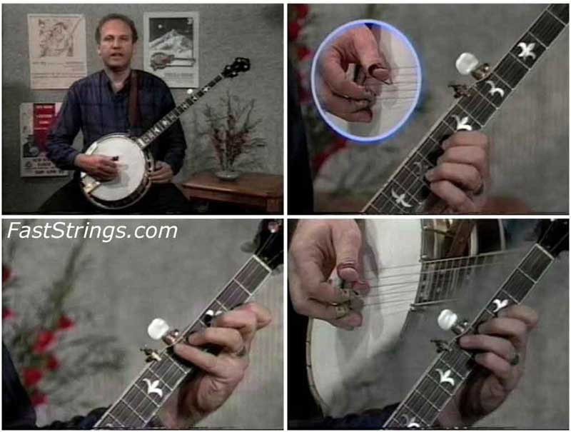 Pete Wernick - Branching Out On Bluegrass Banjo 1: A Treasury Of Techniques