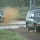 4X4 Driving up to Colackum Ridge