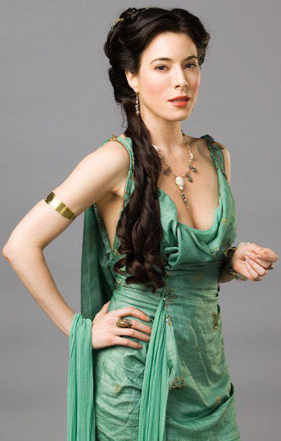 Jaime Murray Profile pictures,  collection for whatsapp, Facebook, Instagram, Pinterest.