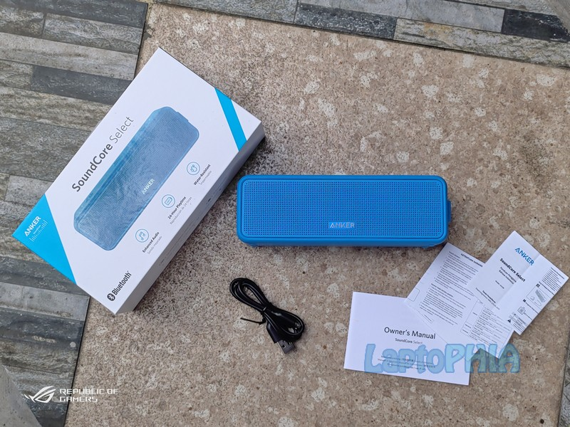 Paket Pembelian Anker Soundcore Select