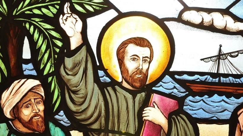 Loan báo Tin Mừng (03.12.2019 Thứ Ba Tuần 1 MV - Thánh Phanxicô Xaviê, linh mục)