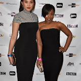 OIC - ENTSIMAGES.COM - Chrystal Yu and Azuka Oforka at the  11th Annual Screen Nation Film & Television Awards in London 19th March 2016 Photo Mobis Photos/OIC 0203 174 1069
