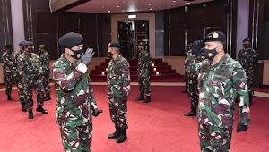 Korps Kenaikan Pangkat 19 Perwira Tinggi