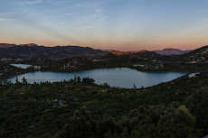 Evening mood at some lakes close to Ploce.