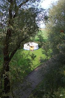 Het kleine Paradijs, Yurt