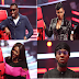 More electrifying performances on the 3rd live show of The Voice Nigeria!