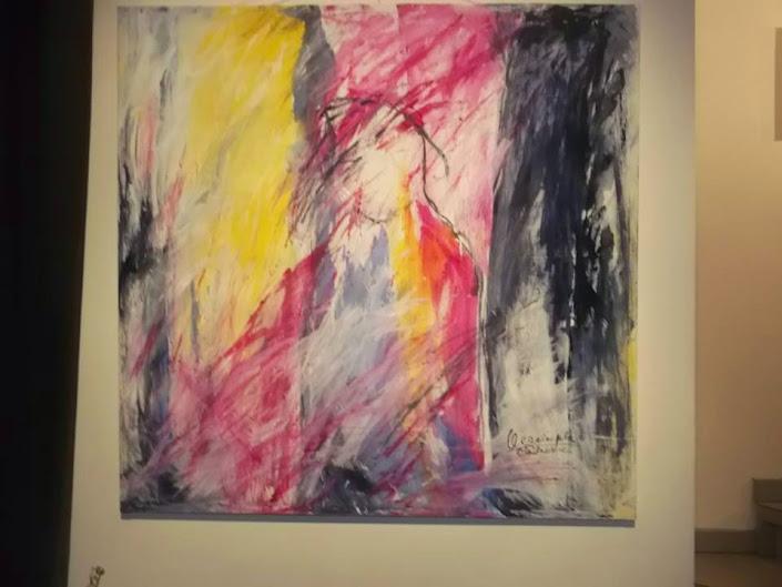 Dipinto di Mariangela Calabrese