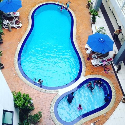 Pagi Ahad 24 4 2016 Lepas Sarapan Dan Ayah Damia Teman Anak2 Main Pool Di Sutera Hotel Seremban Kami Pun Rest And Relax Dalam Bilik