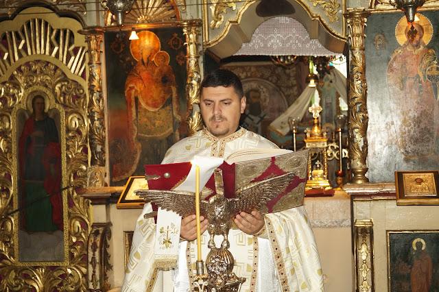 14 Octombrie - Sf. Liturghie la sărbătoarea Cuvioasei Parscheva