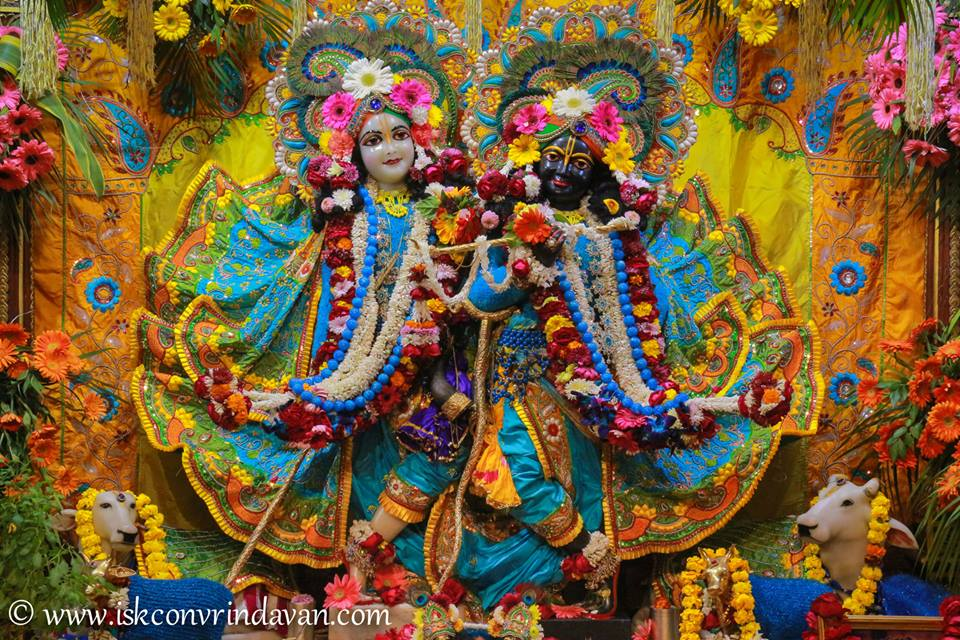 ISKCON Vrindavan Deity Darshan 03 jan 2017 (19)
