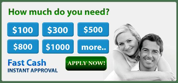 $890 Fast Payday Loans no Credit Check