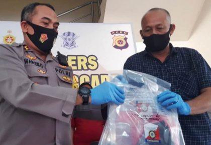 Polisi Periksa Tujuh Saksi Kasus Penusukan Ustad di Aceh Tenggara