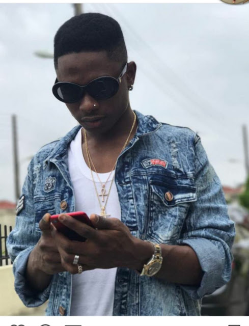 CheckOut Pictures Of Lil Kesh New Hair Style That Got Everyone Talking