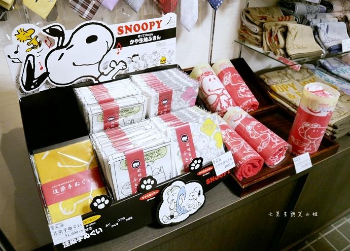 16 日本京都 錦市場 史努比茶屋 スヌーピー茶屋
