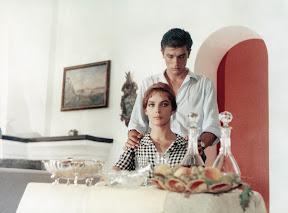 Alain Delon & Marie Laforet in Plein Soleil