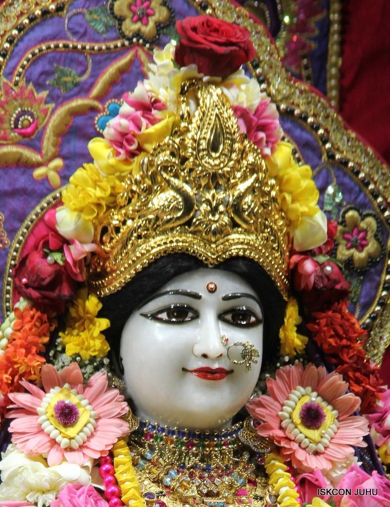 ISKCON Juhu Sringar Deity Darshan 20 Jan 2017 (12)