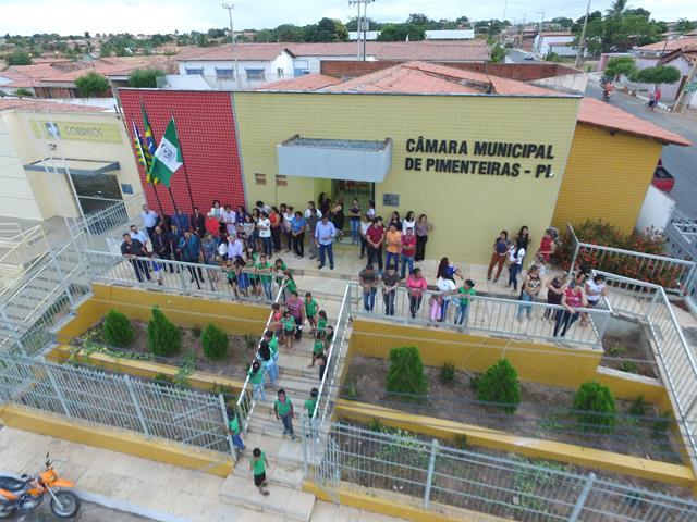 PIMENTEIRAS | Sessão Ordinária abrirá trabalhos legislativos neste dia 17