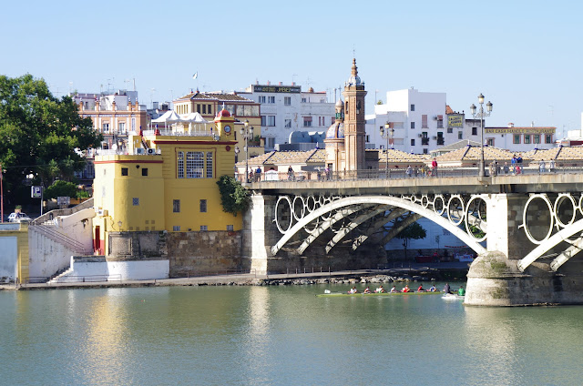 Blog de voyage-en-famille : Voyages en famille, seville