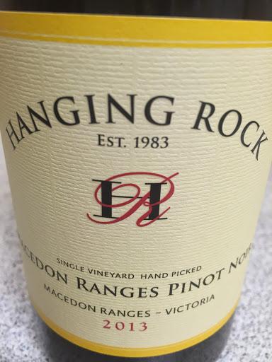 Hanging Rock Macedon Ranges Pinot Noir 2013