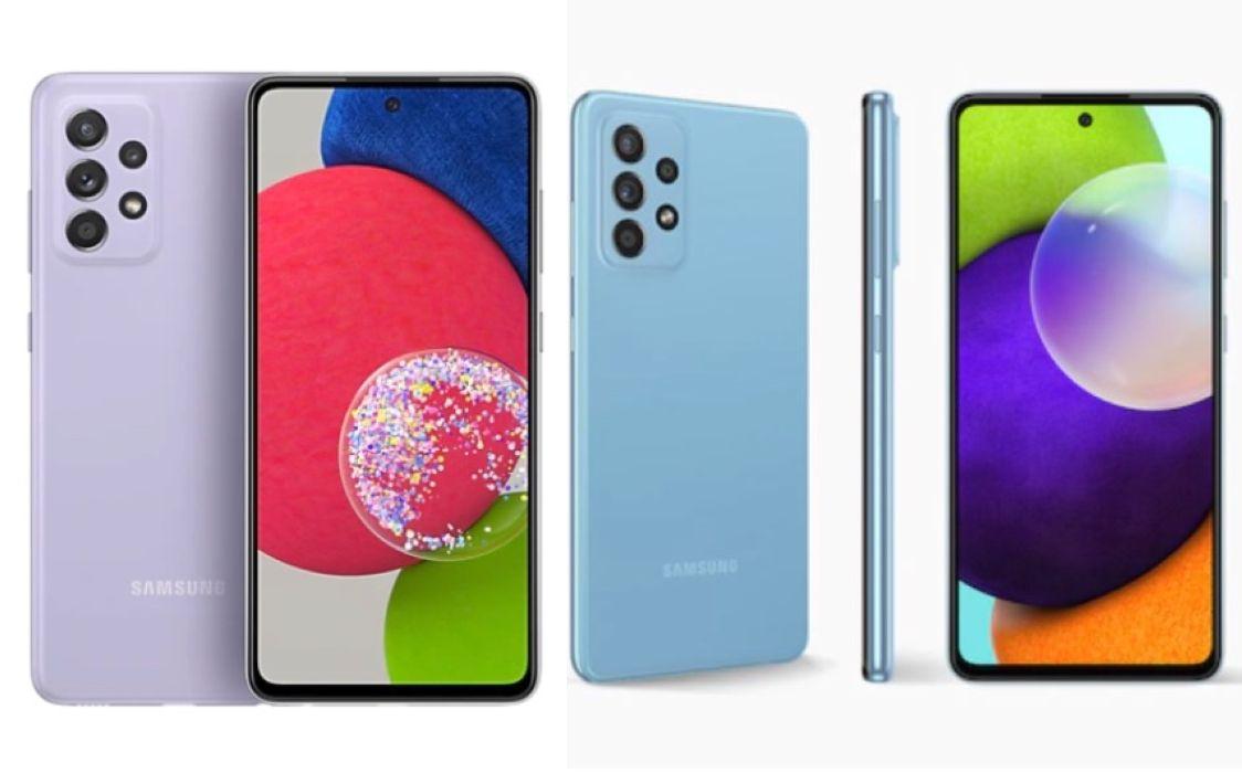 Perbedaan Samsung Galaxy A52s 5G vs Samsung Galaxy A52 4G, Pilih Mana?