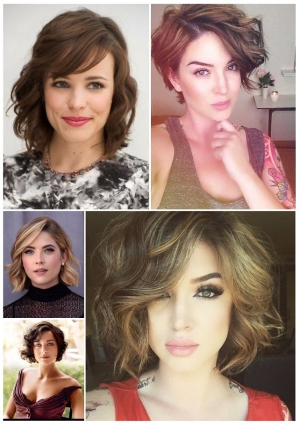 Hairstyles For Short Hair 2018-2019, East And Fast! 2