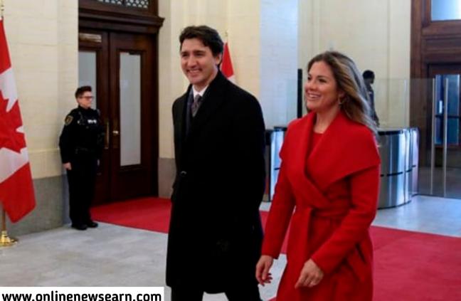 Canadian PM Justin Trudeau's better half experiences test for coronavirus