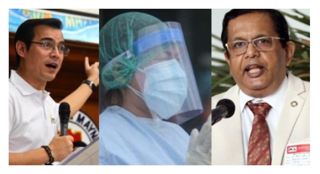 Ituloy ang Face shield Policy? Isko, Butata sa Paliwanag ng WHO Health Expert!