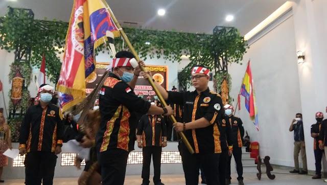 Resmi Dilantik, PDKS Diharapkan Aktif Lestarikan Tradisi Dayak