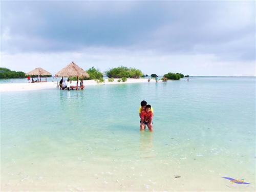 Image result for pulau pari di pulau seribu