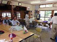 世田谷魚心会例会 (2014.7.17)