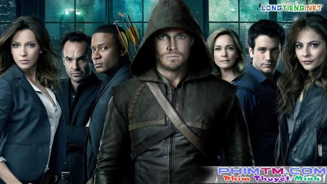 Xem Phim Mũi Tên Xanh Phần 5 - Arrow Season 5 - phimtm.com - Ảnh 3